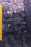 img - for At  Que A Rua Nos Separe (Em Portuguese do Brasil) book / textbook / text book