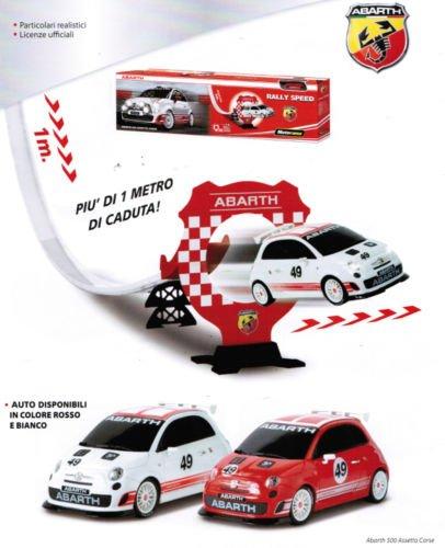 pista-lanciatore-motorama-rally-speed-set-500-abart-assetto-corse-rosso