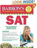 Barron's SAT with CD-ROM (Barron's SAT (W/CD))