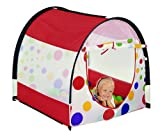 Cute Polka Dot Play Ball Tent House with Tote