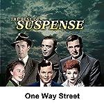 Suspense: One Way Street | Joseph Kearns