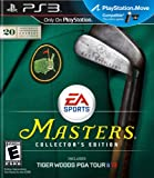 Tiger Woods PGA TOUR 13: The Masters Collectors Edition - Playstation 3