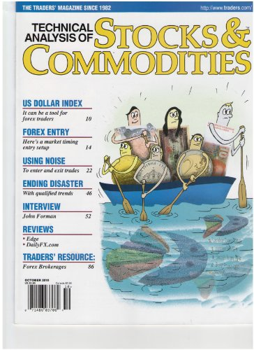 Technical Analysis Of Stocks & Commodities Magazine (Us Dollar Index, October 2010)