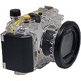 Mcoplus® 40M 130ft Underwater Waterproof Shockproof Diving Housing Case for Canon WP-DC43 Powershot S100 WPDC43 (Underwater Housings for Canon S100)