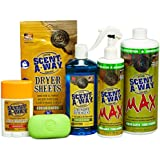 $5 MAIL-IN REBATE - Scent-A-Way MAX Fresh Earth Scent Control Kit by Hunter's Specialties