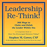 img - for Leadership Re-Think! book / textbook / text book