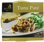 Spinnaker Tuna Pat? 115 g (Pack of 8)