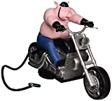 Hitch Critters Wheelie Hog Animated Ball Hitch Cover and Brake Light