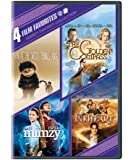 4 Film Favorites: Family Fantasy Collection [Import]