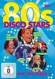 echange, troc 80s Disco Stars Live On Stage 1