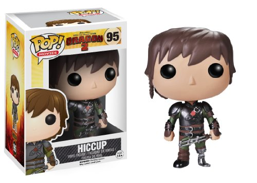 Funko POP! Movies: How To Train Your Dragon 2 - Hiccup - 1