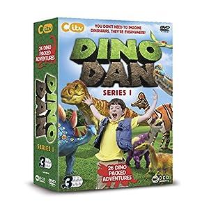 Dino Dan: Season One [DVD] [Import anglais]