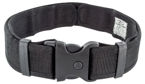 Military Black Quick Release Belt