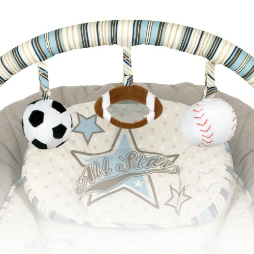 Imagen de Baby Trend Tendencia Bouncer, All Star