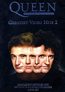 Queen, The DVD Collection: Greatest Video Hits 2 [DVD]