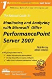 img - for The Rational Guide To Monitoring and Analyzing with Microsoft Office PerformancePoint Server 2007 (Rational Guides) by Nick Barclay (2007-11-28) book / textbook / text book