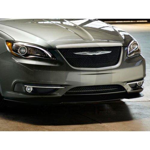2011-2014 Chrysler 200 Mopar Front Chin Spoiler