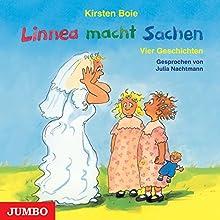 Linnea macht Sachen Hörbuch von Kirsten Boie Gesprochen von: Julia Nachtmann