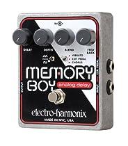 Electro-Harmonix Memory Boy Analog Echo Chorus Vibrato Pedal
