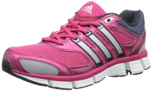Adidas Womens Questar Cushion 2 W Running Shoes Pink Pink (Blast Pink F13 / Tech Silver Met. F13 / Pride Pink F13) Size: 41 1/3