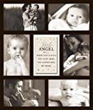 Havoc Gifts Little Angel Multi-Opening Photo Frame, Brown