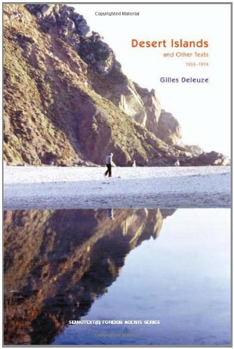 Deleuze pure immanence essays on a life