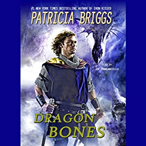 Dragon Bones Audiobook