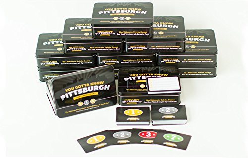 You Gotta Know Pittsburgh - Sports Trivia Game from AppSetGo, Inc.