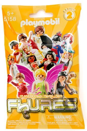 Playmobil Fi?ures Blind Bag Mini-Figure Series 2: #5158 Girl