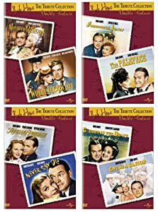Bob Hope Tribute Collection Complete Set- 4 DVDs, 8 Movies