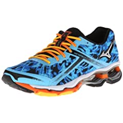 Buy Mizuno Mens Wave Creation 15 Running Shoe by Mizuno