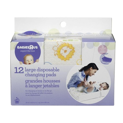 Disposable Changing Pads front-104274