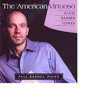The American Virtuoso - Paul Barnes