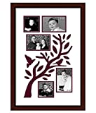 Elegant Arts & Frames Family Tree P 319-23 Collage Photo Frame 24 x 16