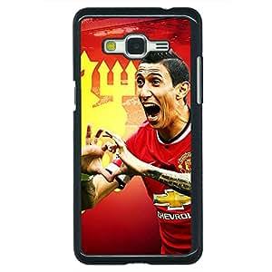 Jugaaduu Manchester United Di Maria Back Cover Case For Samsung Galaxy Grand Prime G530H