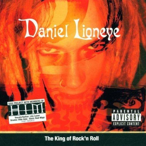 King of Rock N Roll by Lioneye, Daniel (2001) Audio CD