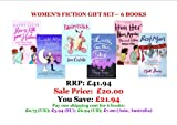 WOMEN'S FICTION GIFT SET IN BOX - 6 BOOKS (Bridesmaids, Late Night Talking, How To Kill Your Husband, Best Man, Him Her Him Again, Lucy In The Sky RRP:£41.94 SAVE:£21.94) Jane Costello
