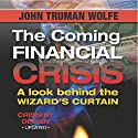 The Coming Financial Crisis: A Look Behind the Wizard's Curtain Audiobook by John Truman Wolfe Narrated by Alan Lipman