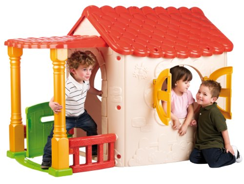 ECR4Kids Garden Cottage Children's Play House