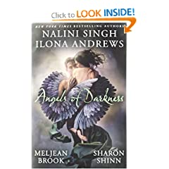 Angels of Darkness by Nalini Singh,&#32;Ilona Andrews,&#32;Meljean Brook and Sharon Shinn