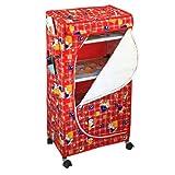 Natraj Children Toy Box (Red)