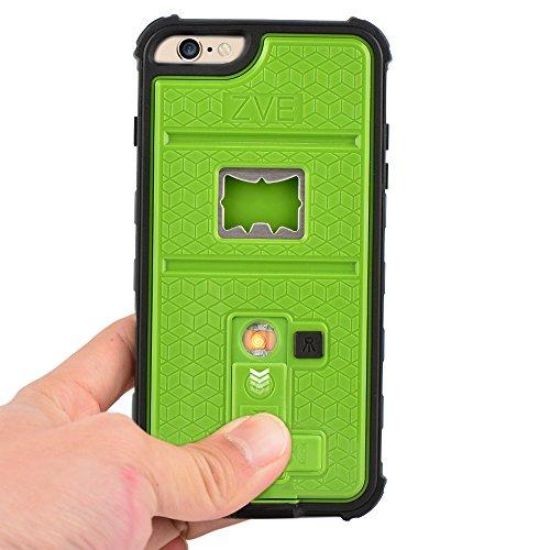 iphone 6s plus case zve multifunctional cigarette lighter cover for iphone. Black Bedroom Furniture Sets. Home Design Ideas