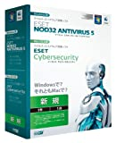 ESET NOD32アンチウイルス V5.0 Windows/Mac対応
