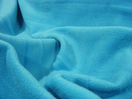 Anti-Pill Polar Fleece - Turquoise front-14544