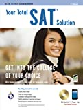 img - for SAT w/ CD-ROM 3rd Ed.: Your Total Solution (SAT PSAT ACT (College Admission) Prep) book / textbook / text book