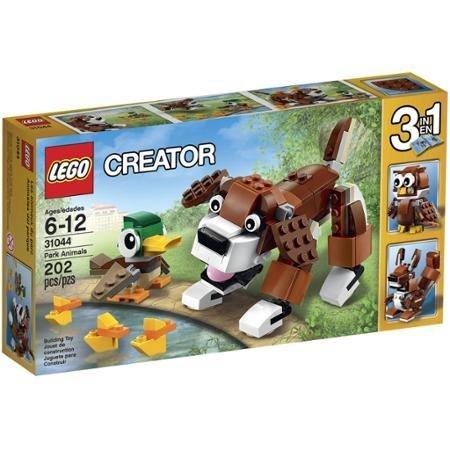 LEGO-LEGO-Creator-Park-Animals-31044-WLM