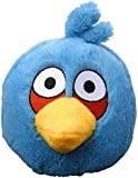 SwaddleDesigns SD-814B Angry Birds Plush Toy-Blue