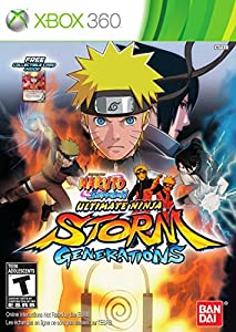 Naruto Shippuden: Ultimate Storm Generations [RP]