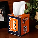 Detroit Tigers Box of Sports Tissues