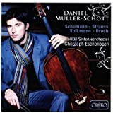シューマン:チェロ協奏曲、R. シュトラウス:チェロとオーケストラのためのロマンス 他 (Schumann, R. Strauss, Volkmann, Bruch / Daniel Muller Schott)